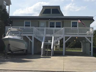 North Myrtle Beach Single Family Home For Sale: 5907 Channel St.