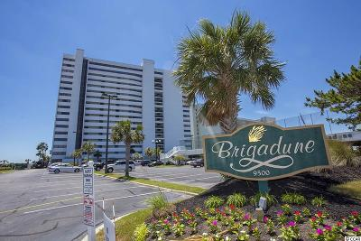 Myrtle Beach Condo/Townhouse For Sale: 9500 Shore Drive #17 A