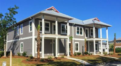 Pawleys Island Condo/Townhouse For Sale: 222 Lumbee Circle #Unit A