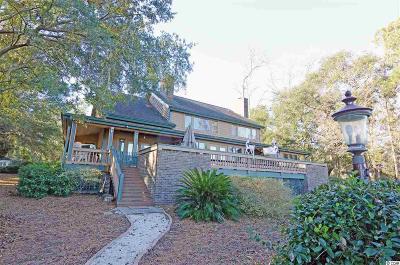 Pawleys Island Single Family Home For Sale: 223 Widgeon Drive