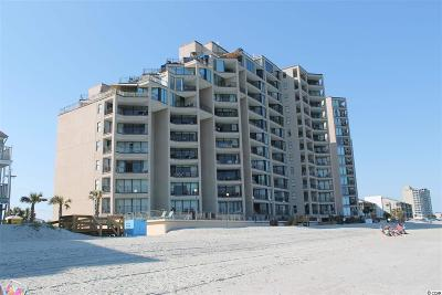 Garden City Beach Condo/Townhouse For Sale: 1690 N Waccamaw Drive #114