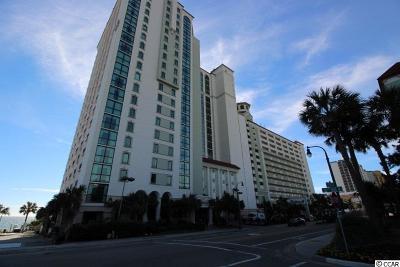 29577 Condo/Townhouse For Sale: 3000 N Ocean Blvd #1606