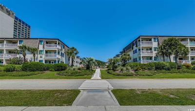 Myrtle Beach Condo/Townhouse For Sale: 5601 N Ocean Blvd. #A-110