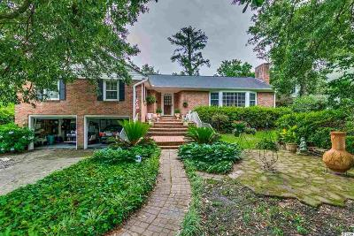 Conway Single Family Home For Sale: 800 Beaty Street