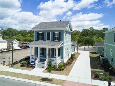 Myrtle Beach Single Family Home For Sale: Lot 3 - 8144 Sandlapper Way