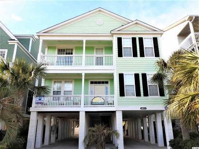 Surfside Beach Single Family Home For Sale: 610-B N Ocean Blvd