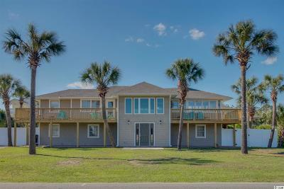 North Myrtle Beach Single Family Home For Sale: 1603 N Ocean Blvd