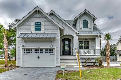 Myrtle Beach Single Family Home Active-Pend. Cntgt. On Financi: 5349 Ocean Village Drive