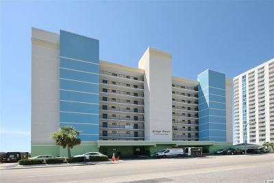 North Myrtle Beach Condo/Townhouse For Sale: 2200 N Ocean Blvd. #302 #302