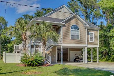 Murrells Inlet Single Family Home For Sale: 570 Vista Drive