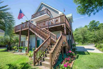 Conway Single Family Home For Sale: 462 S River Front