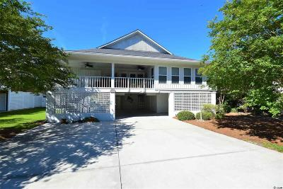 Pawleys Island Single Family Home For Sale: 125 Mulberry