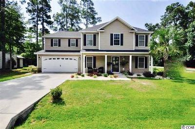 Murrells Inlet Single Family Home For Sale: 302 Stratford Place