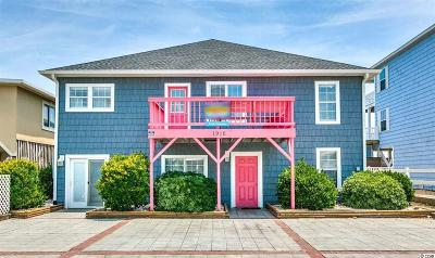 North Myrtle Beach Single Family Home For Sale: 1916 N Ocean Blvd