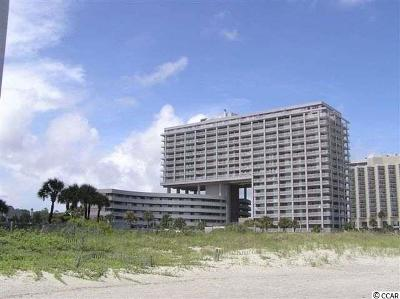 Myrtle Beach Condo/Townhouse For Sale: 9840 Queensway Blvd. #533