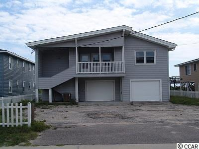 North Myrtle Beach Single Family Home For Sale: 4206 N Ocean Blvd