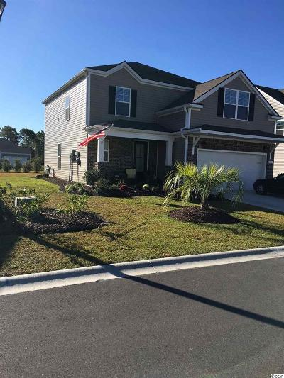 Myrtle Beach Single Family Home Active-Pend. Contingent Contra: 5353 Grosseto Way
