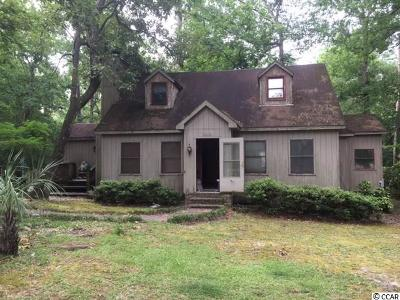 Conway Single Family Home Active-Hold-Don't Show: 2912 Russel Rd