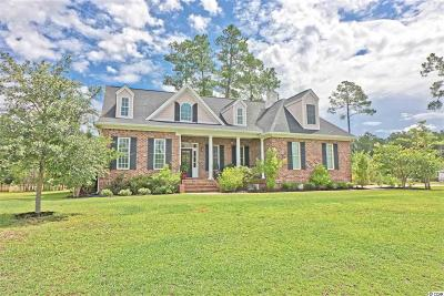 Murrells Inlet Single Family Home For Sale: 506 Woody Point Drive