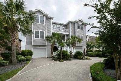 North Myrtle Beach Single Family Home For Sale: 1603 Waterway Drive
