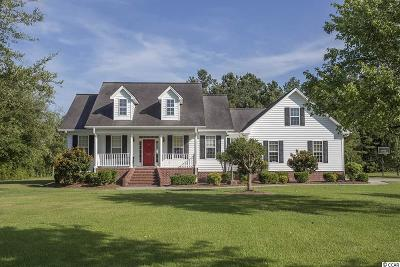 Conway Single Family Home Active-Pend. Cntgt. On Financi: 3628 Long Avenue Ext.
