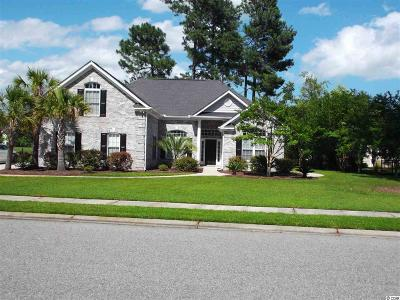 Myrtle Beach Single Family Home For Sale: 7014 Woodsong Drive