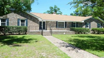 Georgetown Single Family Home For Sale: 904 Huger Dr