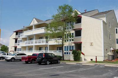 North Myrtle Beach Condo/Townhouse Active-Hold-Don't Show: 1100 Possum Trot Rd #F-312