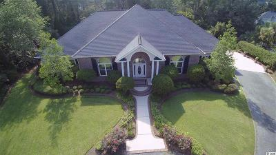 Pawleys Island Single Family Home For Sale: 333 Rice Mills Dr