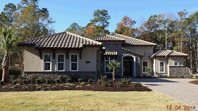 Myrtle Beach Single Family Home Active-Pend. Cntgt. On Financi: 2111 Macerata Loop