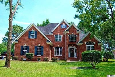 Myrtle Beach Single Family Home For Sale: 1309 Links Road