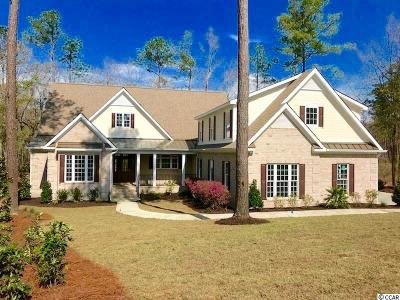 Murrells Inlet Single Family Home For Sale: Lot 43 Stonington Drive