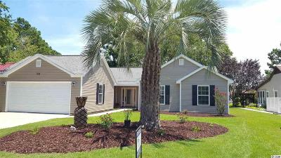 Murrells Inlet SC Single Family Home Sold: $259,900