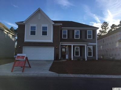 Myrtle Beach Single Family Home Active-Pend. Cntgt. On Financi: 5141 Country Pine Drive
