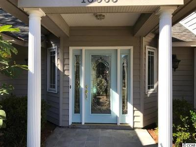 Myrtle Beach Single Family Home Active-Hold-Don't Show: 10063 Washington Cir.