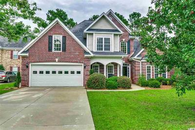 Myrtle Beach Single Family Home Active-Pend. Cntgt. On Financi: 4708 Blue Water Lane