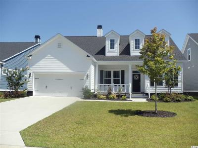 Pawleys Island Single Family Home For Sale: 245 Winston Circle