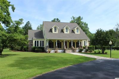 Conway Single Family Home For Sale: 1609, 1605 Four Mile Road