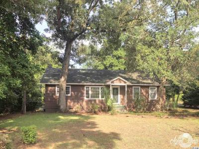 Myrtle Beach Single Family Home For Sale: 5720 Springs Avenue