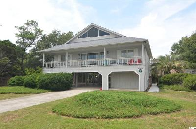 Pawleys Island Single Family Home For Sale: 681 Parker Drive