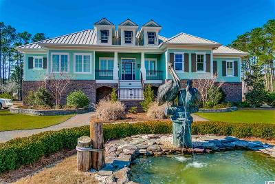 Single Family Home For Sale: 10198 McDowell Shortcut Rd.