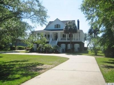 Murrells Inlet Single Family Home For Sale: 5095 Hwy 17 Bus.