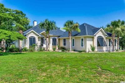 Myrtle Beach Single Family Home For Sale: 9327 Cove Drive