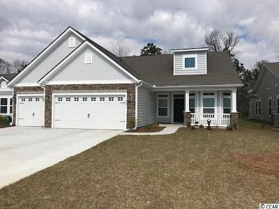 Murrells Inlet Single Family Home Active-Pending Sale - Cash Ter: 272 Sherwood Dr