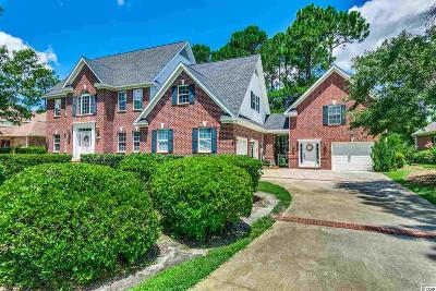 Myrtle Beach Single Family Home Active-Pend. Cntgt. On Financi: 1342 Links Road
