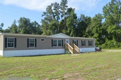 Galivants Ferry Single Family Home Active W/Kickout Clause: 5200 Highway 712