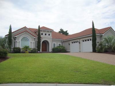 Myrtle Beach Single Family Home For Sale: 1510 Alameda Court