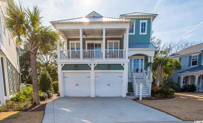 North Myrtle Beach Single Family Home For Sale: 4960 Salt Creek Court