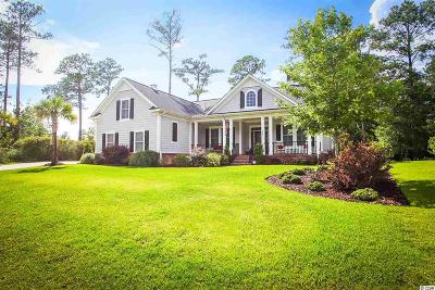 Murrells Inlet Single Family Home For Sale: 286 Sprig Ln