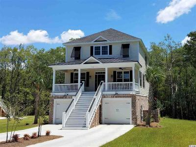 Murrells Inlet Single Family Home Active-Pend. Cntgt. On Financi: 120 Hagar Brown Road